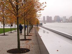 FDR Four Freedoms Park by archidose