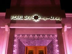 The amazing Pearl Spa on Sunset Beach resort Saudi Arabia... Really enjoyed myself the 3 times I've been there