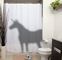 3. #amusant Shadow - 25 #rideaux de douche #fantastique pour Pimentez #votre salle de #bains... → #Lifestyle