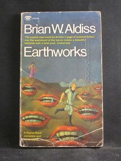 Vintage scifi from scifibooks.com, yours for $6.00.  Spread the word and help Save the SciFi.