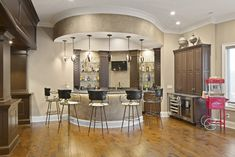 Rose Mallow West Chester, Ohio Custom Home by Hensley Custom Building Group