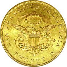 1854 double eagle
