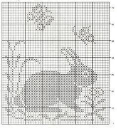 crochet em revista: Março 2013 Filet Crochet Charts, Crochet Cross, Knitting Charts, Thread Crochet, Cross Stitch Charts, Cross Stitch Designs, Cross Stitch Patterns, Crochet Patterns, Cross Stitching