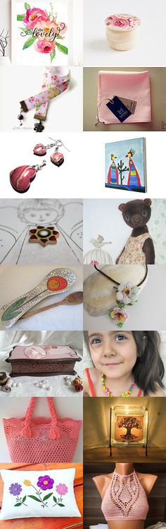 Roses for Lady by Vilma Matuleviciene on Etsy--Pinned+with+TreasuryPin.com