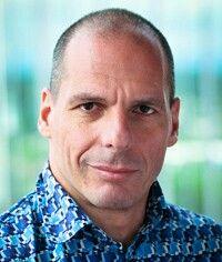 Yanis Varoufakis. But Yanis, that shirt is awful!!!