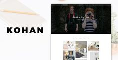 Kohan – Minimal Portfolio WordPress Theme is a great theme for creative professionals,     with a minimal and clean design perfectly suitable for designers, architects, freelancers, agencies a...