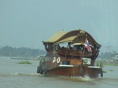 Sailing down Chao Phraya River towards Bangkok in the identical vessel to this, from Ayutthaya  photo by jadoretotravel