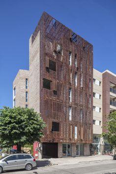 VV Building / Ça Arquitectura