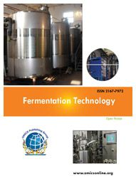 The Fermentation Technology is an international, peer-reviewed journal elaborating the application in studying the type of chemical reactions induced by living or nonliving ferments that split complex organic compounds into relatively simple substances and finds the scope in biotechnological processes.