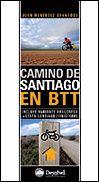 Camino de Santiago en BTT, de Juan Menéndez Granados.
