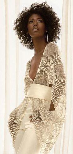 Ebony Fashion Fair Ad