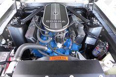 1968 FORD MUSTANG CUSTOM FASTBACK - Engine - 205900