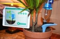 Parrot's latest plant sensors can also do the watering for you!