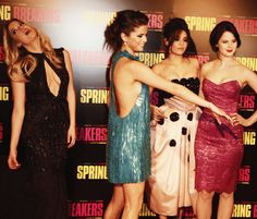 cannot wait for spring breakers