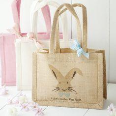 http://www.notonthehighstreet.com/seahorse/product/personalised-jute-easter-hunt-bags