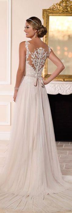 Vestidos de Novia Stella York 12