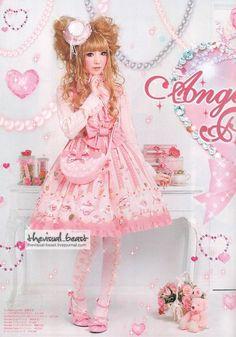 lolita | Cute Lolita - Angelic Pretty photo sweet6616's photos - Buzznet
