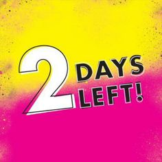 2 days left for 'Queen and King offer' to get over! #Indore
