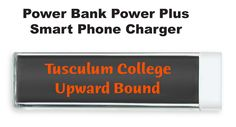 Power Plus Charger – Tusculum College, Upward Bound, 3/18/2015 #TRIOWORKS