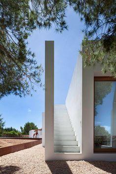 escalera solarium-mirador