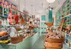 Descubre las Tiendas Gourmet más Bonitas de todo el Mundo