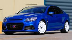 Holden brings back the HDT badge for its last Australian-made Commodore.