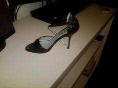 authentic Argentine tango shoes