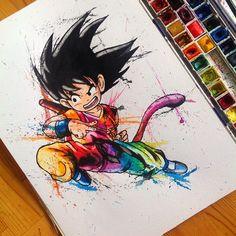 Goku - Dragon Ball