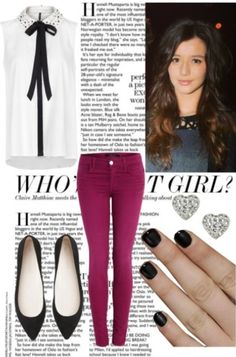 My polyvore outfit :) ---> Untitled #1 Eleanor<3
