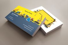 szablon wizytówki Budownictwo Cover, Books, Libros, Book, Book Illustrations, Libri