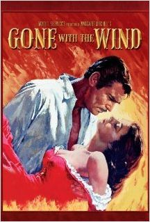 I could watch this movie over & over.Clark Gable....So good looking Vivian Leigh....beautiful