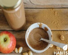 Cinnamon and Macadamia Nut Butter Whole 30 Recipes, Whole Food Recipes, Macadamia Nut Butter, Healthy Snacks, Healthy Recipes, Homemade Pancakes, Chocolate Cakes, Chia Pudding, Base Foods