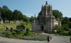 Green-wood, New York ..... Me gustan mucho los cementerios!!