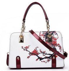 Flying birds! vintage women tote women leather handbag luxury messenger bags bolsa designer high quality shoulder bag LM3430fb