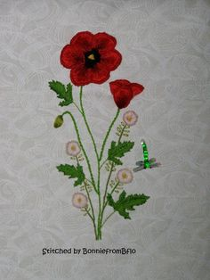 You have to see Daisies and Poppies by BonniefromBflo!