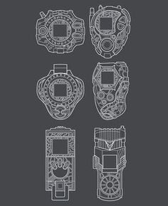 digivice tattoo idea