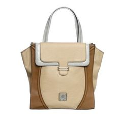 @Overstock - This fashionable handbag from Jessica Simpson features a classic tote design. Attractive silvertone hardware and spacious pockets finish this handbag.http://www.overstock.com/Clothing-Shoes/Jessica-Simpson-Contempo-Tote-Bag/6575099/product.html?CID=214117 $59.99
