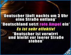 Ordnung muss sein ^^'  Lustige Sprüche #Humor #Sprüche #lustigeSprüche #lustigeBilder #Memes #Deutschland #Deutscher #typischdeutsch #lustig