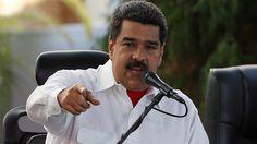 El mandatario venezolano instó a su homólogo a