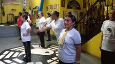 Academia, Associação de Kung Fu Wushu Ari Galvão: NEM A CHUVA NOS PARA!!!