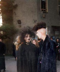 Das 1. WGT 1992: eine große Gothic-Klassenfahrt » Der schwarze Planet