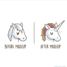 Comics ▷ Cute Relatable Before & After Illustrations By Nacho Diaz Cute Puns, Cute Memes, Funny Puns, Funny Shit, Lipsense Lip Colors, Funny Doodles, Food Doodles, Bulletins, Frases Humor