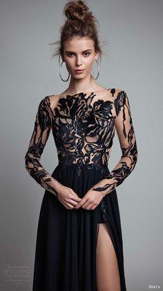 bc133ffae93 Etre une femme bien habillée tenues de soirée femme robe noire longue  magnifique Robe Longue Habillée