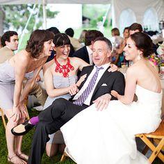 Brides: Emotional Father-of-the-Bride Photos | Photos %26 Video | Brides.com