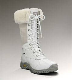 Ugg snugness  would love to wear these in the snow
