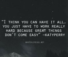 Katy perry quote via quoteslife101weheartit.com