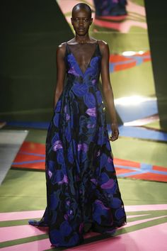 Lela Rose Fall 2016 RTW - Worn by Gugu Mbatha-Raw at the White House Correspondent's Association Dinner' Fall Fashion 2016, Fashion Week, Runway Fashion, Fashion Show, Autumn Fashion, Fashion Outfits, Fashion 101, Lela Rose, Valentino