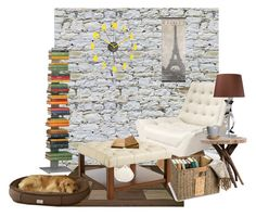 """Reading Nook"" by freida-adams ❤ liked on Polyvore featuring interior, interiors, interior design, home, home decor, interior decorating, Jonathan Adler, Pier 1 Imports, CB2 and Höganäs Ceramic"