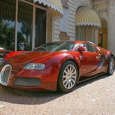 Beautiful Bugatti Veyron