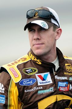 Carl Edwards - Kentucky Speedway - Day 2